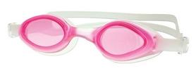 Очки для плавания Spokey Scroll Сlear, белые (MC839211)