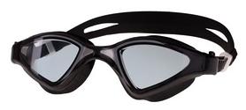 Шапочка для плавания Spokey Abramis, черно-серая (MC839220)