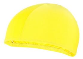 Шапочка для плавания Spokey Lycras, желтая (MC921289)