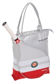 Сумка спортивная женская  Babolat Tote Bag French Open 752020/120, 21,5 л (3324921126111)