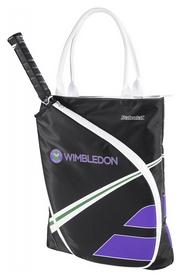 Сумка спортивная женская Babolat Tote Bag Wimbledon 752007/196, 21,5 л (3324921321141)