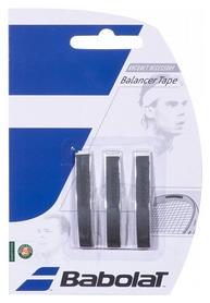 Утяжелители для теннисной ракетки Babolat Balancer Tape 3х3 710015/105 2018, 3 шт (3324921163901)
