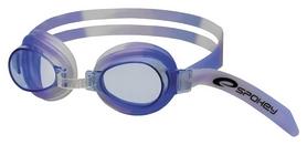Очки для плавания детские Spokey Jellyfish 84104, фиолетовые (MC84104)