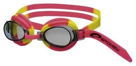 Очки для плавания детские Spokey Jellyfish 84107, розовые (MC84107)