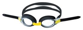 Очки для плавания детские Spokey Mellon 832481, черные (MC832481)