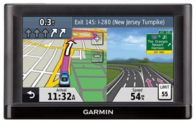 GPS-навигатор Garmin Nuvi 52 НавЛюкс Refurbished (010-N1115-23)