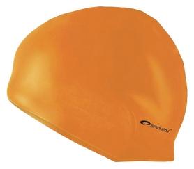 Шапочка для плавания Spokey Summer Cup 83963, оранжевая (MC83963)