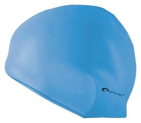 Шапочка для плавания Spokey Summer Cup 85346, синяя (MC85346)