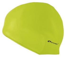 Шапочка для плавания Spokey Summer Cup 85348, зеленая (MC85348)