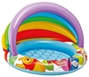 Бассейн надувной детский Intex 57424 «Винни пух», 102х13 см (57424) - фото 1