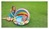 Бассейн надувной детский Intex 57424 «Винни пух», 102х13 см (57424) - фото 3
