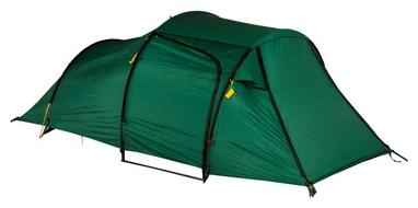 Палатка трехместная двухслойная Wechsel Outpost 3 Zero-G + коврик Mola -  зеленая, 3 шт (922093)
