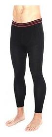 Комплект мужского термобелья Brubeck Active Wool, черный (LS12820-LE11710 black) - Фото №3
