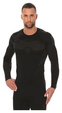 Комплект мужского термобелья Brubeck Dry, черно-серый (LS13080-LE11860 black/graphite)