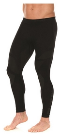 Комплект мужского термобелья Brubeck Dry, черно-серый (LS13080-LE11860 black/graphite) - Фото №2