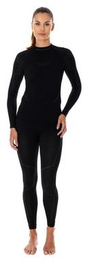 Комплект женского термобелья Brubeck Thermo, черный (LS13100-LE11870 black)
