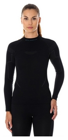 Фото 3 к товару Комплект женского термобелья Brubeck Thermo, черный (LS13100-LE11870 black)