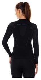 Фото 4 к товару Комплект женского термобелья Brubeck Thermo, черный (LS13100-LE11870 black)