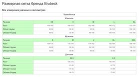 Фото 2 к товару Кофта мужская спортивная Brubeck Fusion, темно-серая (LS13540-graphite)