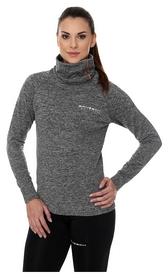 Кофта женская спортивная Brubeck Fusion, серая (LS13550-grey)