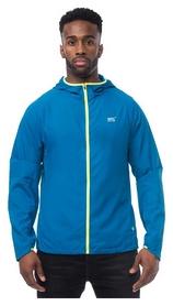 Куртка мембранная Mac in a Sac Ultra Blue Spark, синяя (U BLUSPA)