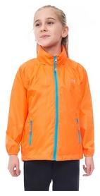 Куртка мембранная детская Mac in a Sac Neon Kids, оранжевая (YY NEOORA)