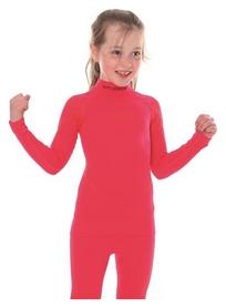 Комплект термобелья детский Brubeck Thermo, малиновый (LS13650-LE12090 raspberry)