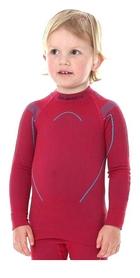 Футболка детская с длинным рукавом Brubeck Thermo, розовая (LS13670-pink)