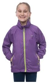 Куртка мембранная детская Mac in a Sac Origin Kids Vivid Violet, фиолетовая (YY VIVVIO)