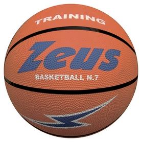 Мяч баскетбольный Zeus Pallone Basktt Gomma 7 Z00330, №7 (2000000022550)