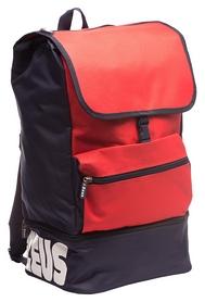 Рюкзак спортивный Zeus Zaino Napoli Rosso Z00798, красный (2000000071251)