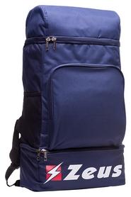 Рюкзак спортивный Zeus Zaino Qubo Blu Z00892, синий (2000000093024)