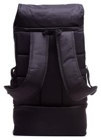 Рюкзак спортивный Zeus Zaino Qubo Nero Z00893, черный (2000000093208) - Фото №5