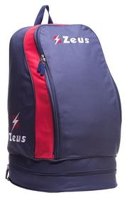 Рюкзак спортивный Zeus Zaino Ulysse Bl/Re Z00478, сине-красный (2000000020945)