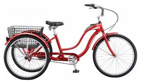 """Велосипед городской Schwinn Town & Сountry 2019 - 26"""", рама - L (SKD-28-48)"""