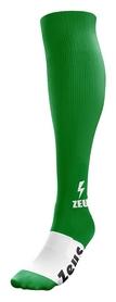 Гетры футбольные Zeus Calza Energy Verde, зеленые (Z00062)