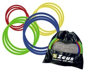 Кольца координационные Zeus Set Cerchi PVC 60 cm Piatti 12 Pz Z00383 2018 (2000000069876)