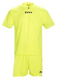 Комплект игровой формы Zeus Kit Promo GiaFfl, желтая (Z00262)