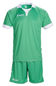 Комплект игровой формы Zeus Kit Scorpion Bi/Ne, зеленая (Z00276)