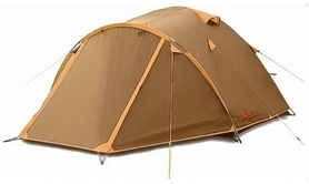 Посмотреть описание и купить Палатка четырехместная Totem Chinook