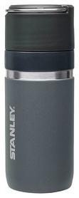 Термобутылка Stanley Ceramivac Asphalt - серая, 0,47 л (6939236341608)