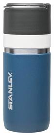 Термобутылка Stanley Ceramivac Tungsten - синяя, 0,47 л (6939236341592)