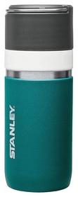 Термобутылка Stanley Ceramivac Hunter - темно-зеленая, 0,47 л (6939236341615)