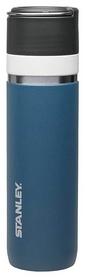 Термобутылка Stanley Ceramivac Tungsten - синяя, 0,7 л (6939236341639)