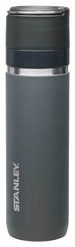 Термобутылка Stanley Ceramivac Asphalt - серая, 0,7 л (6939236341646)