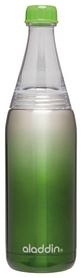 Термобутылка для напитков Aladdin Fresco Twist&Go - зеленая, 0,6 л (6939236337175)