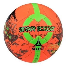 Мяч футбольный Select Street Soccer New, оранжевый (95521-207)