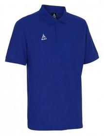 Футболка мужская Select Torino Polo, синяя (625100-003)