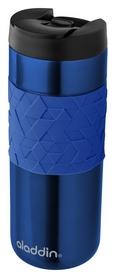 Термокружка Aladdin Easy-Grip - синяя, 0,47 л (6939236342704)