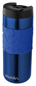 Термокружка Aladdin Latte - синяя, 0,25 л (6939236342780)